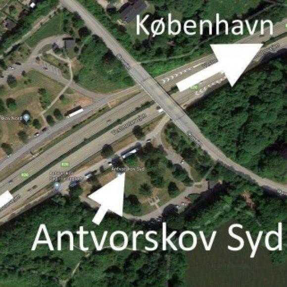 Gruppelogo af Antvorskov Syd - Slagelse