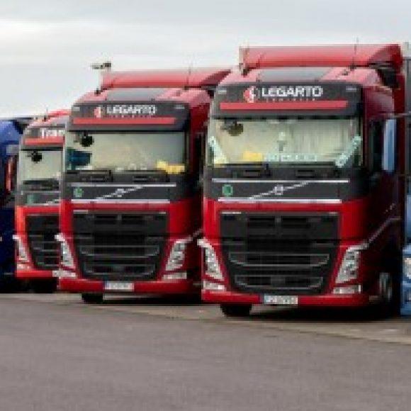 Gruppelogo af Lastbilchauffører