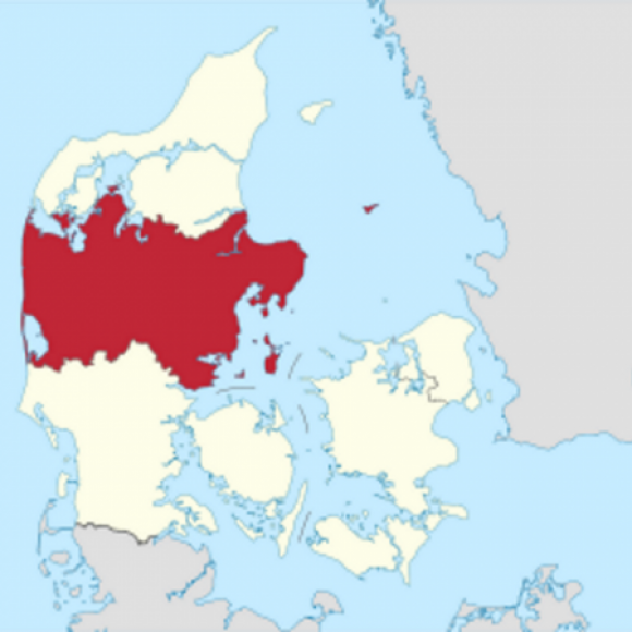 Gruppelogo af dogging i midtjylland