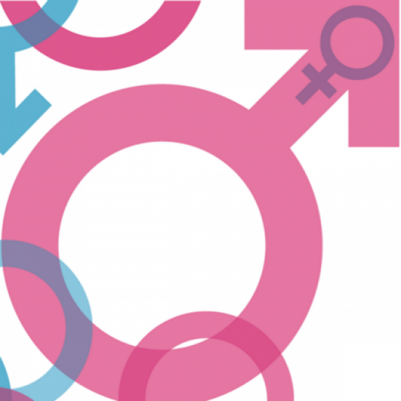 Gruppelogo af Mød Trans piger i det fri