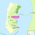 Gruppelogo af Sex på Rømø
